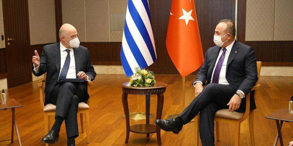 Ανακοίνωση του ΚΚΕ για τις συνατήσεις Δένδια με Ερντογάν και Τσαβούσογλου