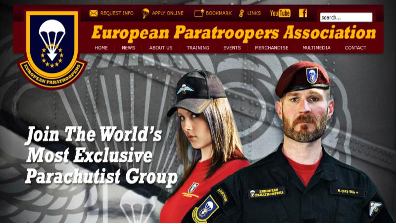 european paratroopers nazis