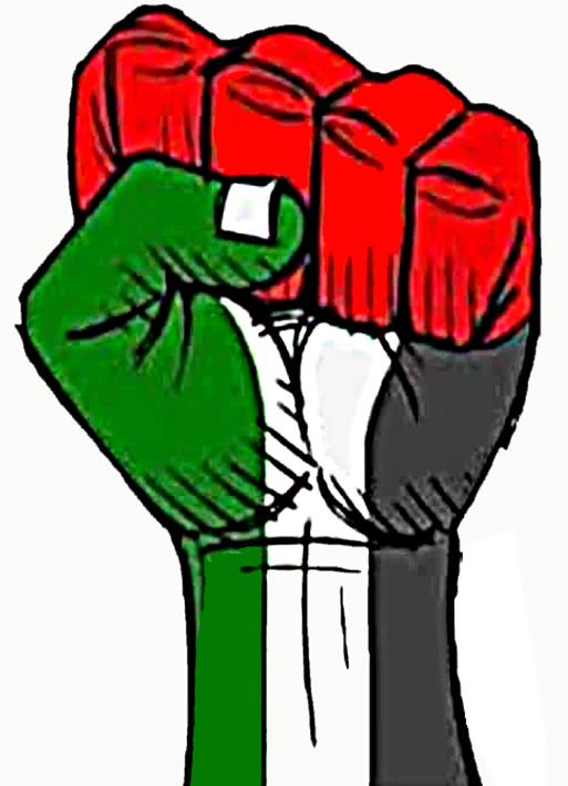 Γροθιά Παλαιστίνη