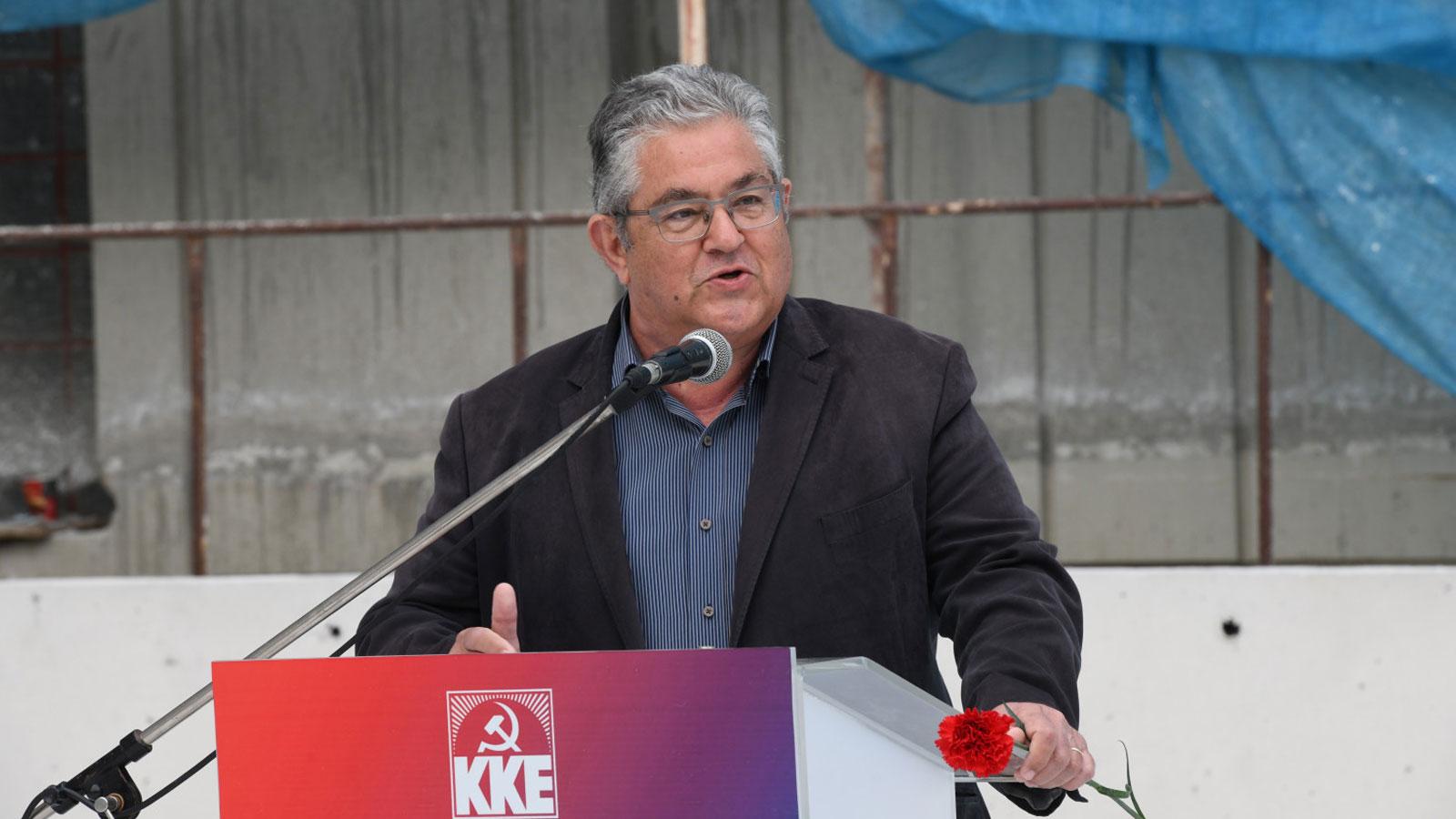 Πρωτομαγιά 2021 ΚΚΕ ΚΕ ekdilosi perissos