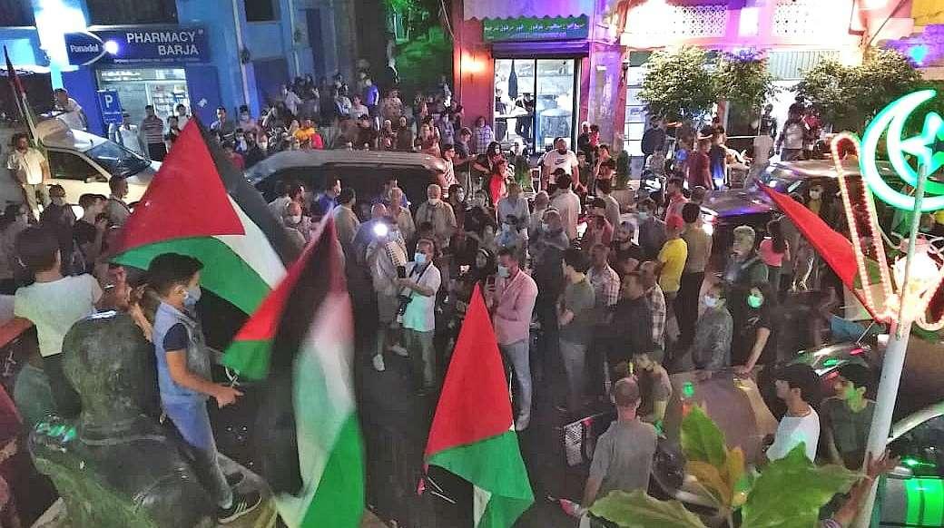 ΚΚ Λιβάνου Αλληλεγγύη στην Παλαιστίνη
