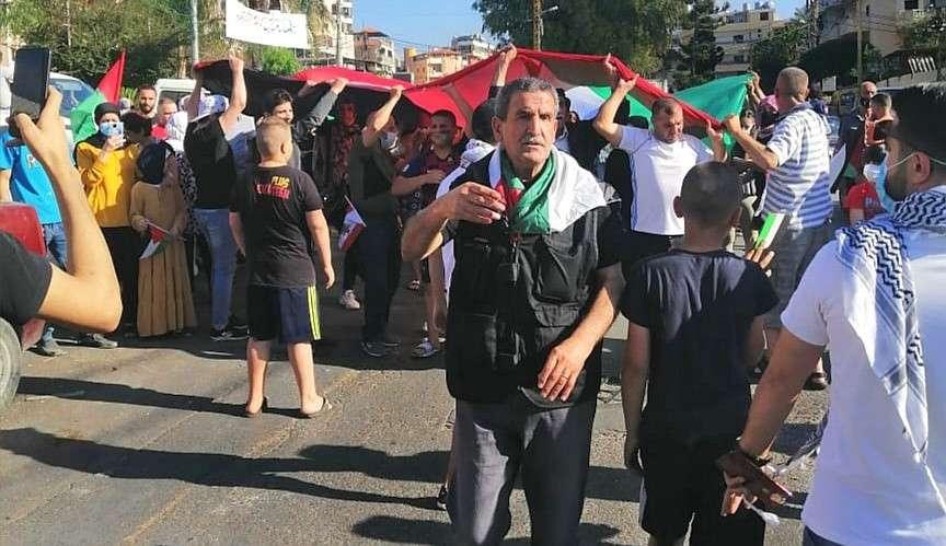 Λιβάνου Αλληλεγγύη στην Παλαιστίνη4
