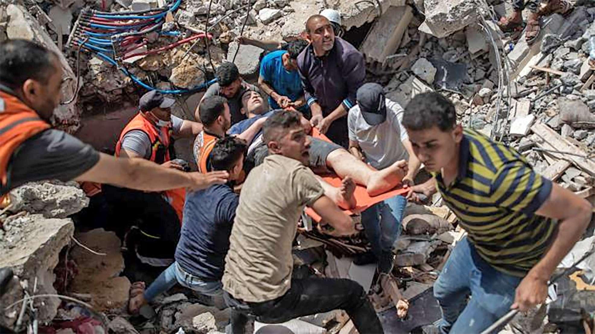 200 Νεκροί στη Γάζα