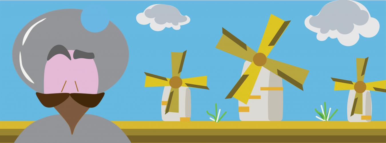 El ingenioso hidalgo Don Quijote de la Mancha la obra más emblemática de la lengua española