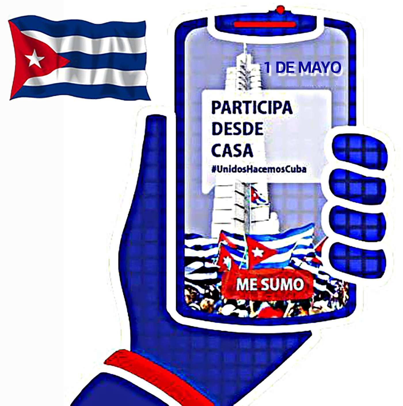 Primero de Mayo por una Patria viva unida y victoriosa by cell1