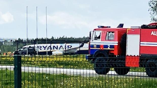 Ryanair Minsk 1