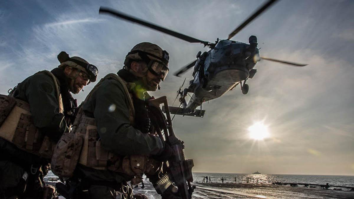 NATOI SNMCMG1 Joint Warrior 16 1