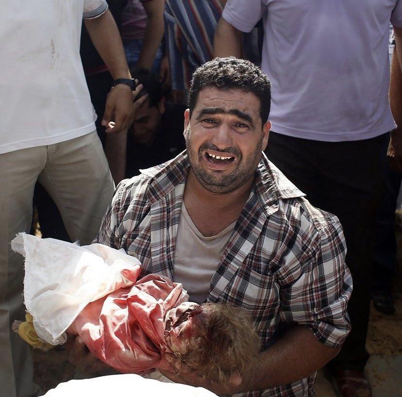 Δεν χρειάζεται να είσαι Παλαιστίνιος για να μιλήσεις