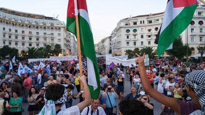 salonika palestine