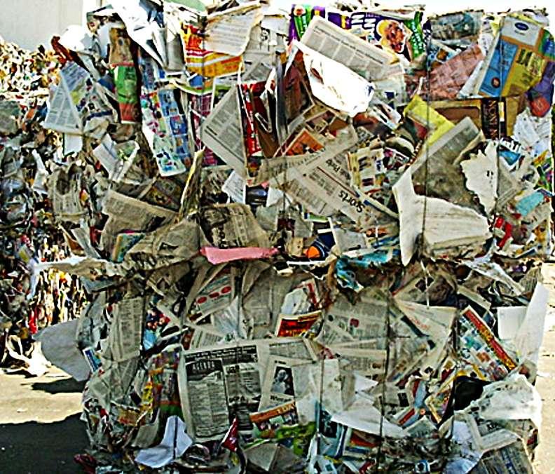 Ανακύκλωση - πολτοποίηση - καταστροφή βιβλίου