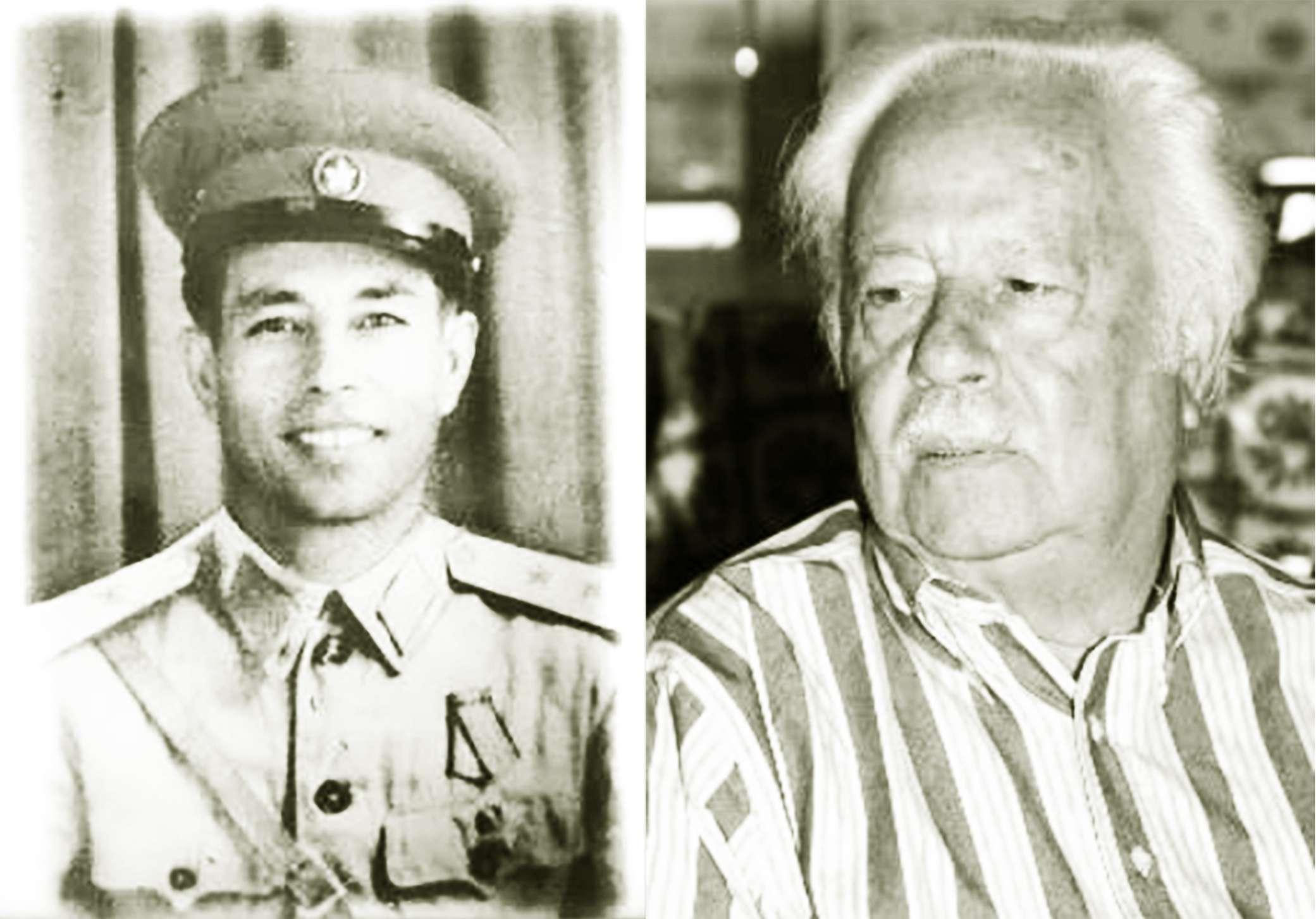 Κώστας Σαραντίδης Nguyen Van Lap ο έλληνας VIETμίνχ