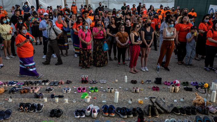 Μαζικός τάφος παιδιών αυτοχθόνων στον Καναδά canada indigenous school deaths