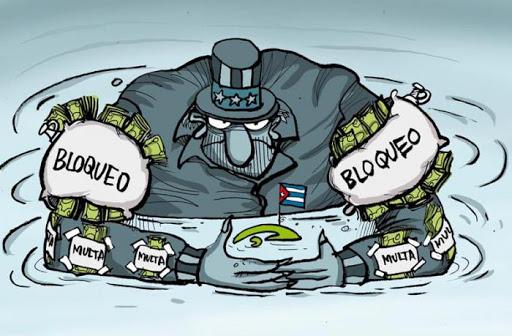 62 años de bloqueo económico de EE UU contra Cuba Vigencia del bloqueo contra Cuba