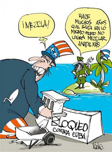 62 años de bloqueo económico de EE UU contra Cuba