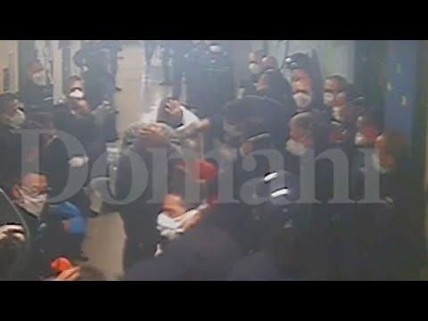 Carcere Santa Maria Capua Vetere il video dei pestaggi ai detenuti