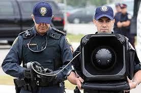 LRAD police USA