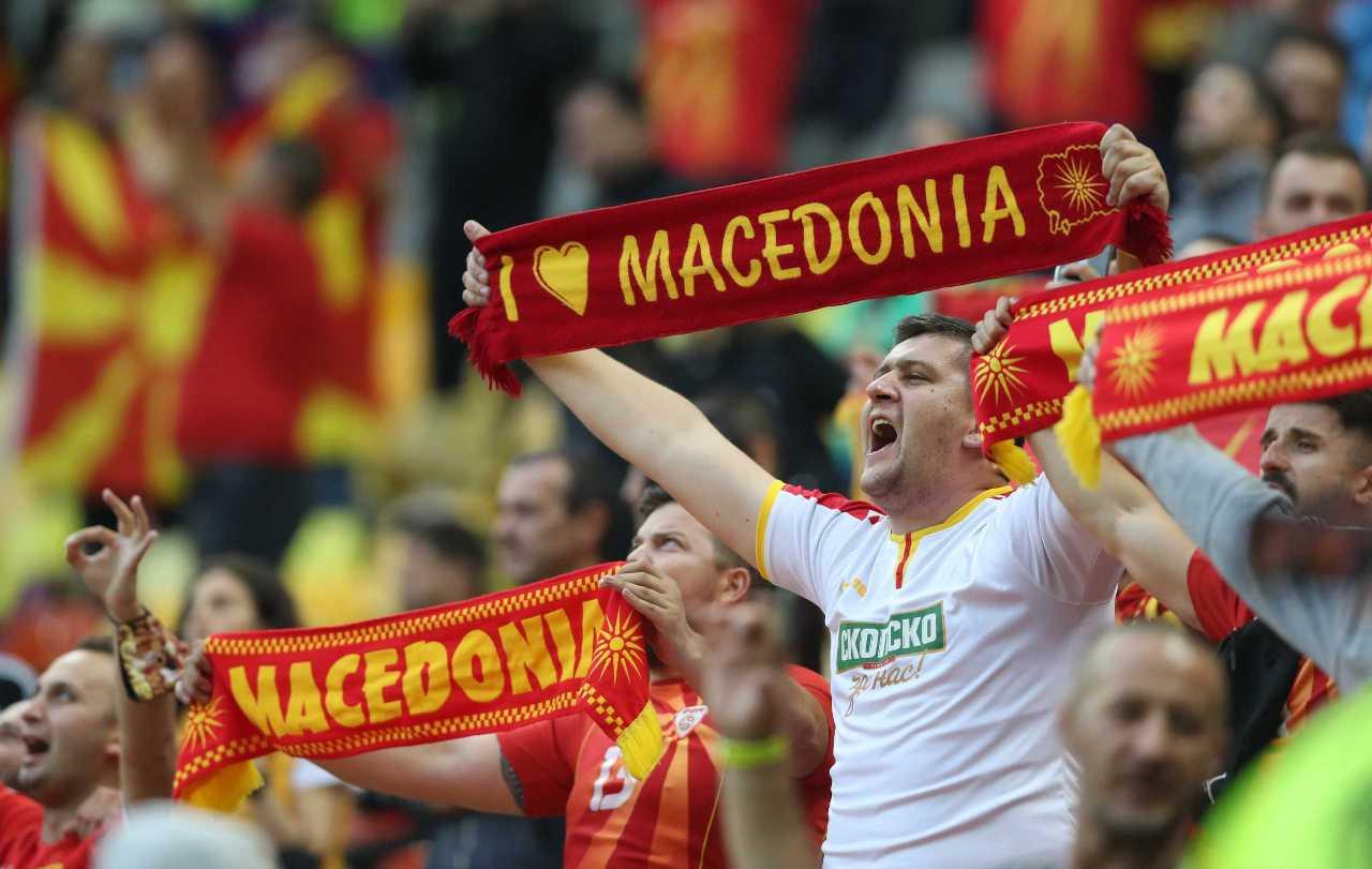 Βόρεια Μακεδονία-EURO 2020: Η κρατική τηλεόραση αποκαλεί την εθνική ποδοσφαίρου και τη χώρα «Μακεδονία
