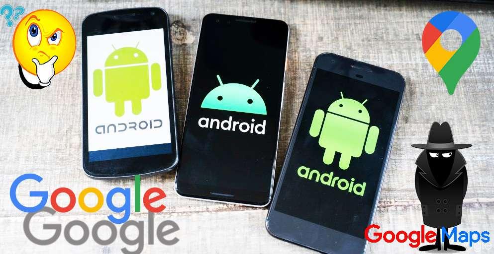 google spy android