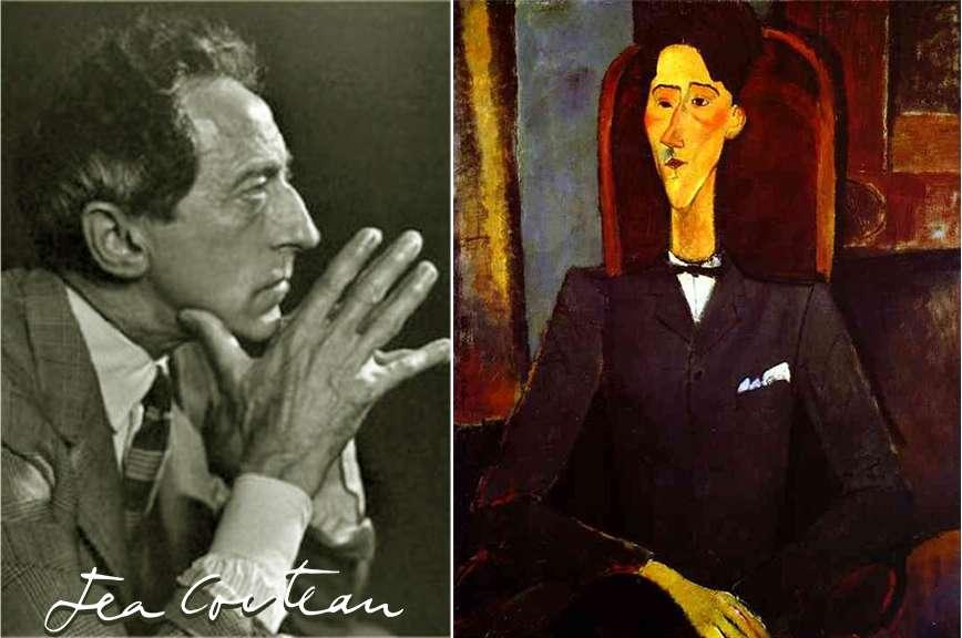Ζαν Κοκτώ Jean Cocteau