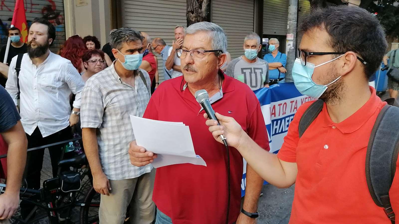 ΚΝΕ Θεσσαλονίκη: Σταματήστε τον αποκλεισμό αφήστε την Κούβα να αναπνεύσει!