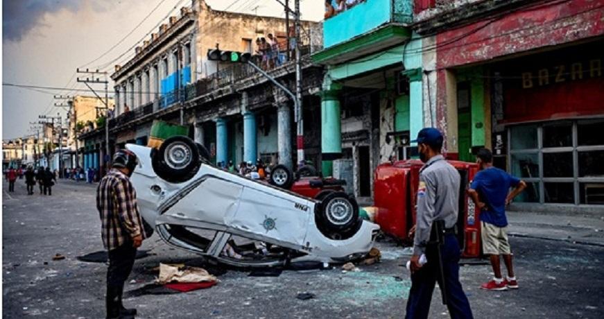 Κούβα Cuba προβοκάτορες