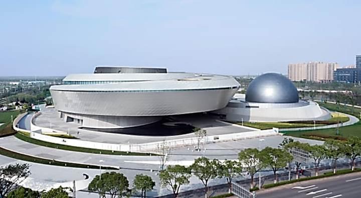 Μουσείο αστρονομίας Σαγκάη 1