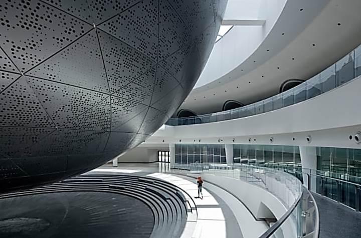Μουσείο αστρονομίας Σαγκάη