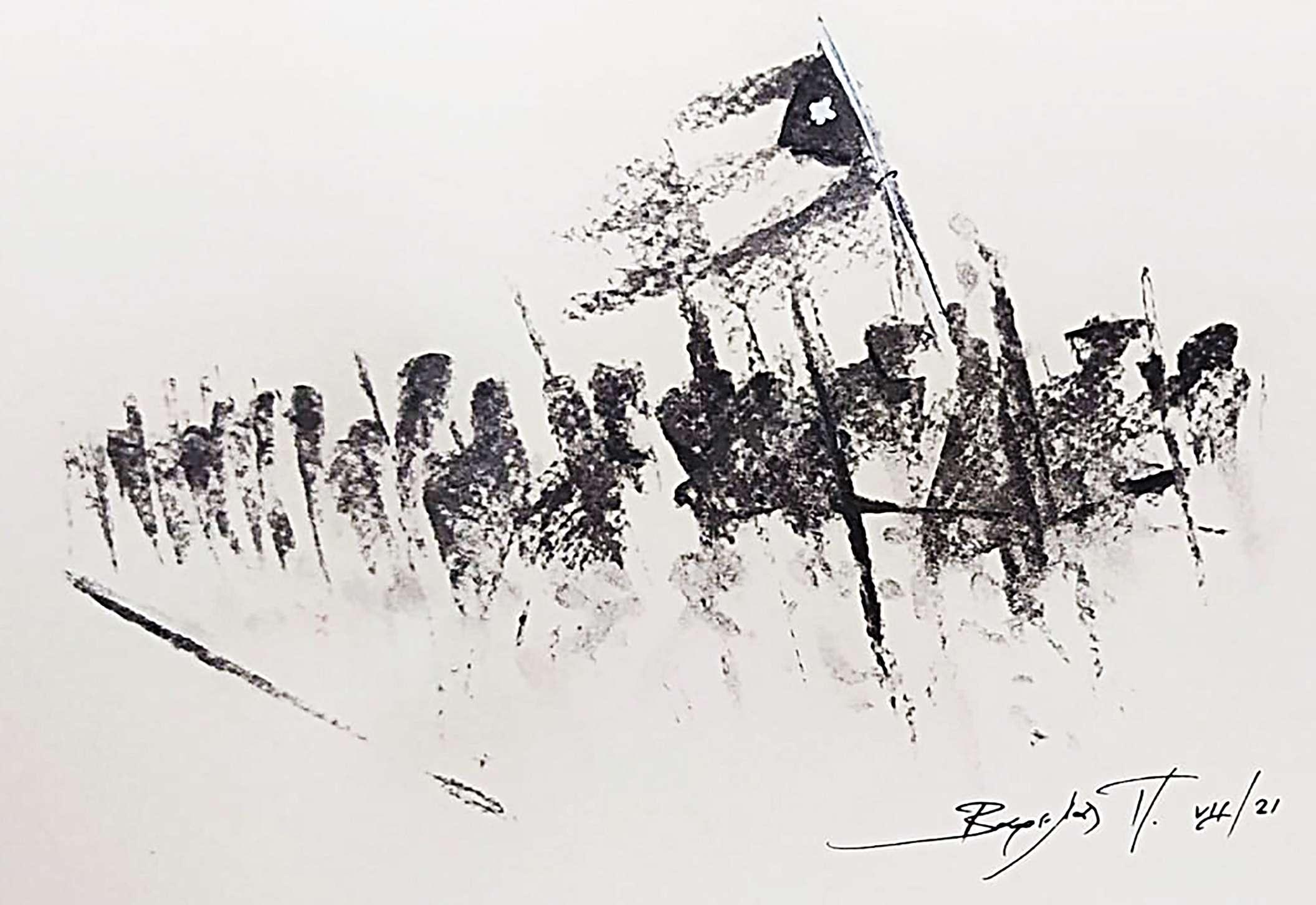 Τάκης Βαρελάς Takis Varelas λεύκωμα Κούβα 1