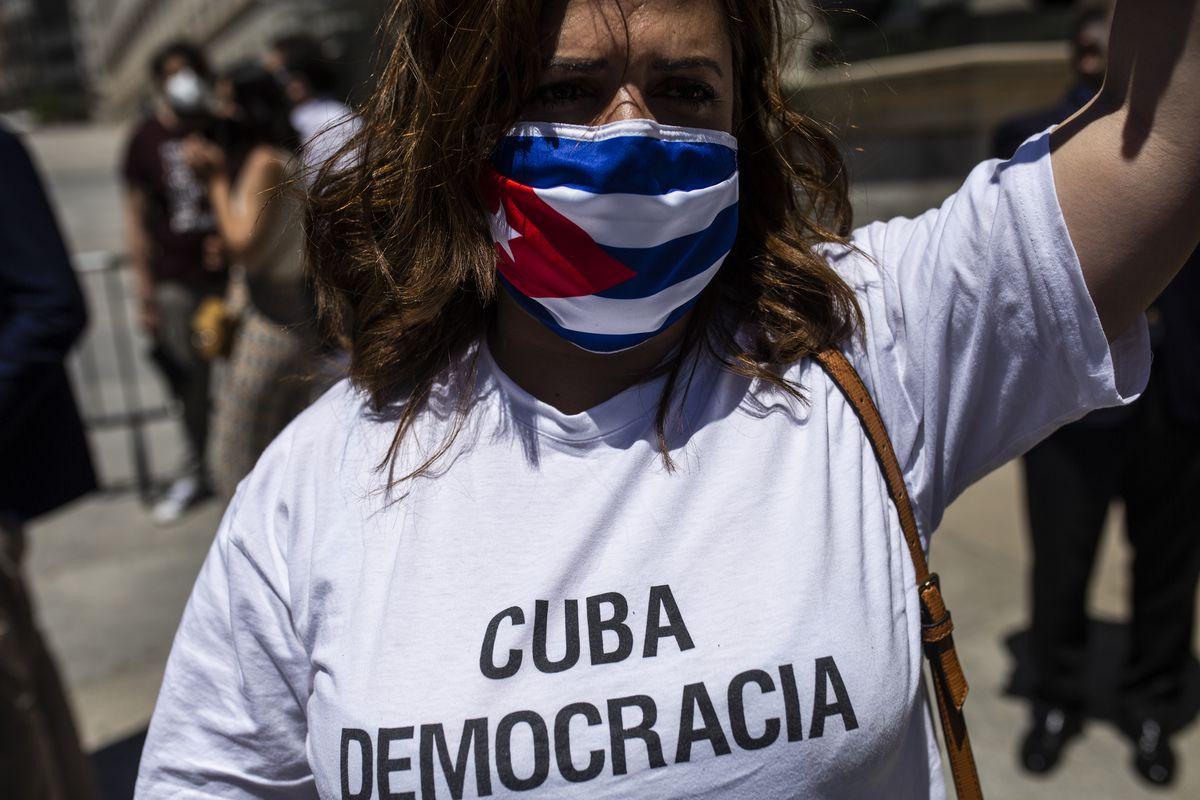 Cuba democracia
