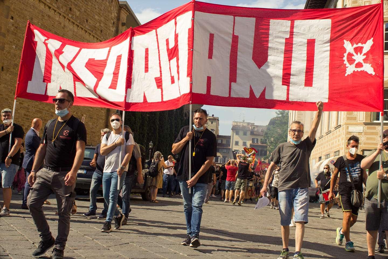 Κινητοποιήσεις Gkn στο Campi Bisenzioin migliaia a mobilitazione