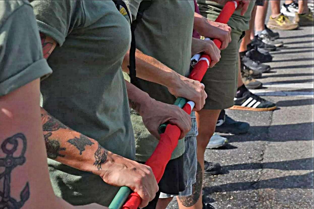 Κινητοποιήσεις Gkn στο Campi Bisenzio περιφρούρηση in migliaia a mobilitazione
