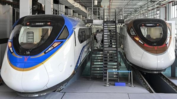 Guangzhou locomotive metro