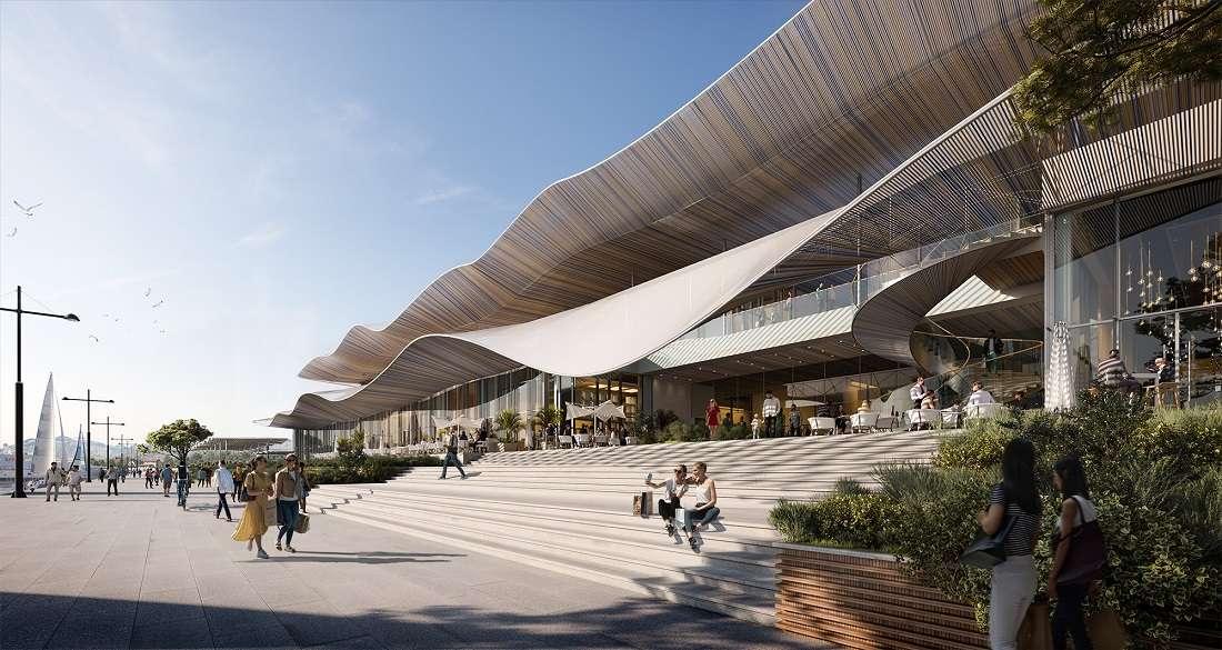 Marina Galleria Lamda Development