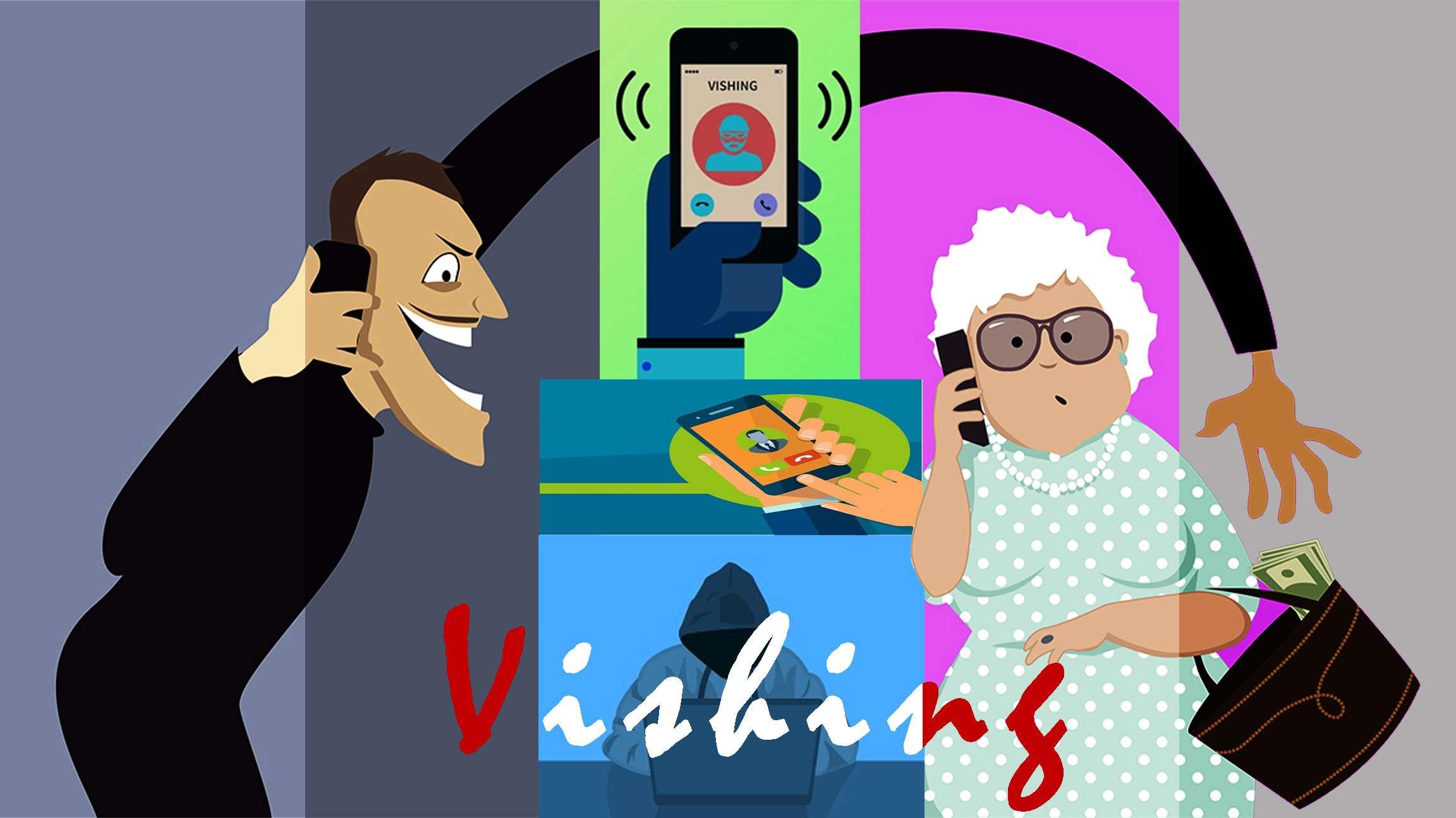 SOS Vishing «φωνητικό ψάρεμα»
