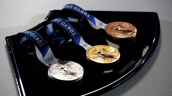 Tokyo2020Olympicsmedals