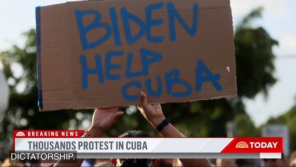 Κούβα: Όταν οι οργανωτές …αυτοαποκαλύπτονται…