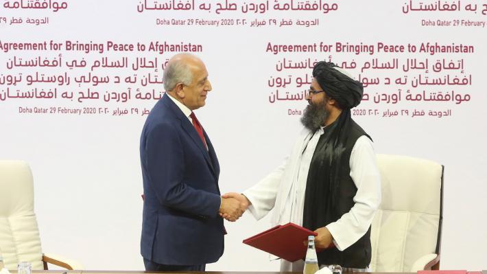 Εντείνονται τα παζάρια των Ταλιμπάν για το σχηματισμό κυβέρνησης