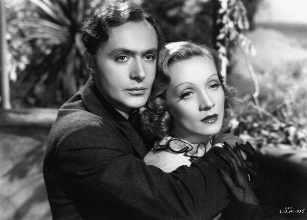 Charles Boyer Marlene Dietrich