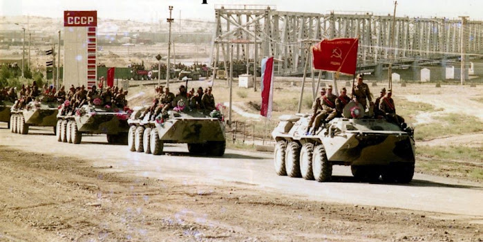 Αfganistan 40 let nazad