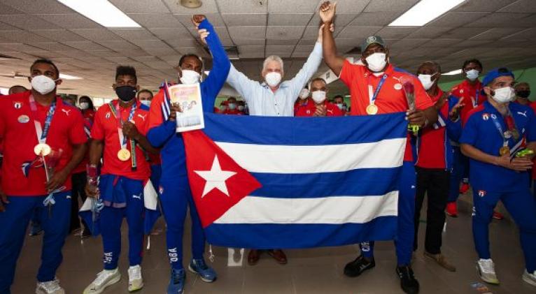 cuba olympic team 2021