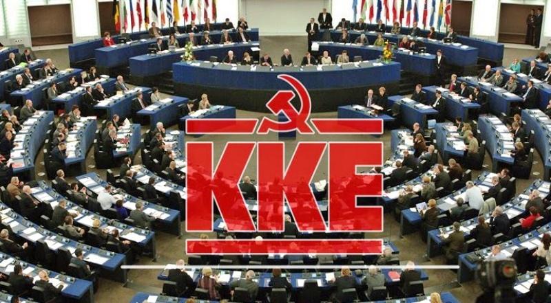 kke EU parliament