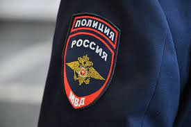 Αστυνομικές δυνάμεις Ρωσία