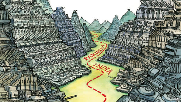 Ινδοπακιστανικός Πόλεμος Κασμίρ