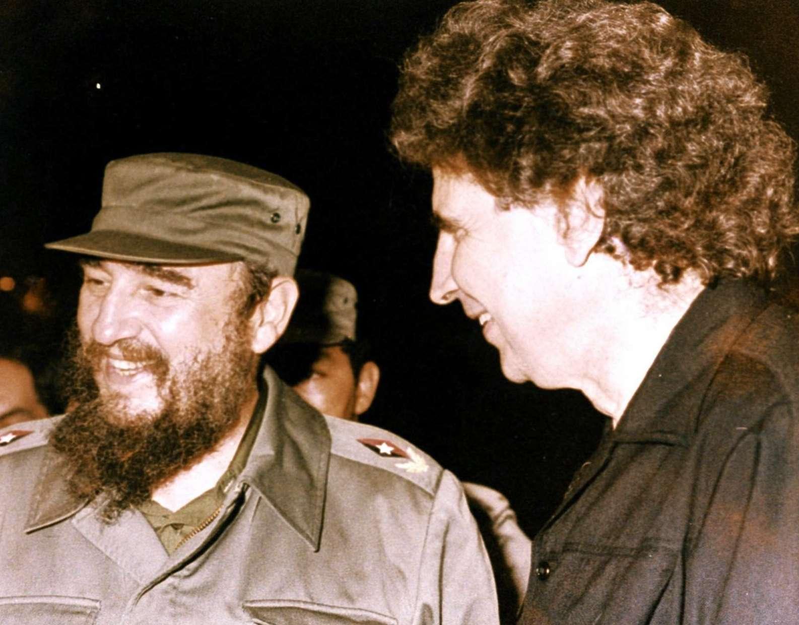 Μίκης & Fidel