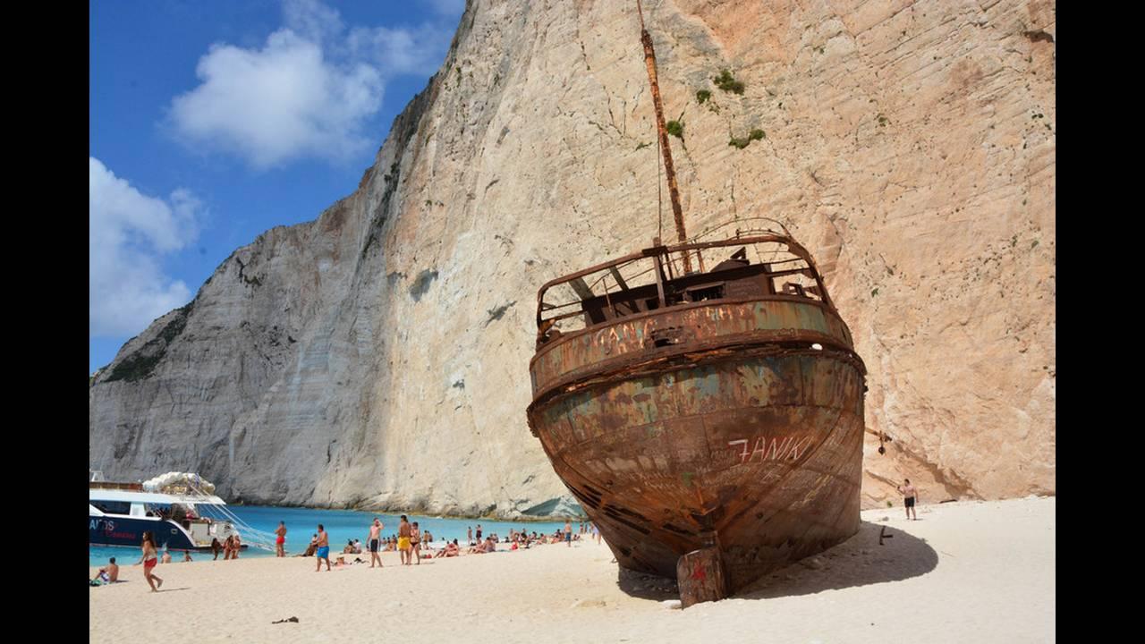 Ναυάγιο Ζακύνθου η ιστορία του πλοίου «Παναγιώτης»
