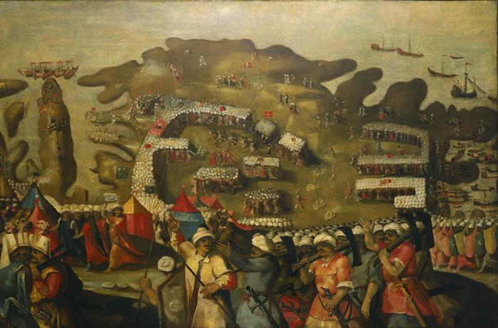 Πολιορκία Μάλτας Matteo Perez dAleccio