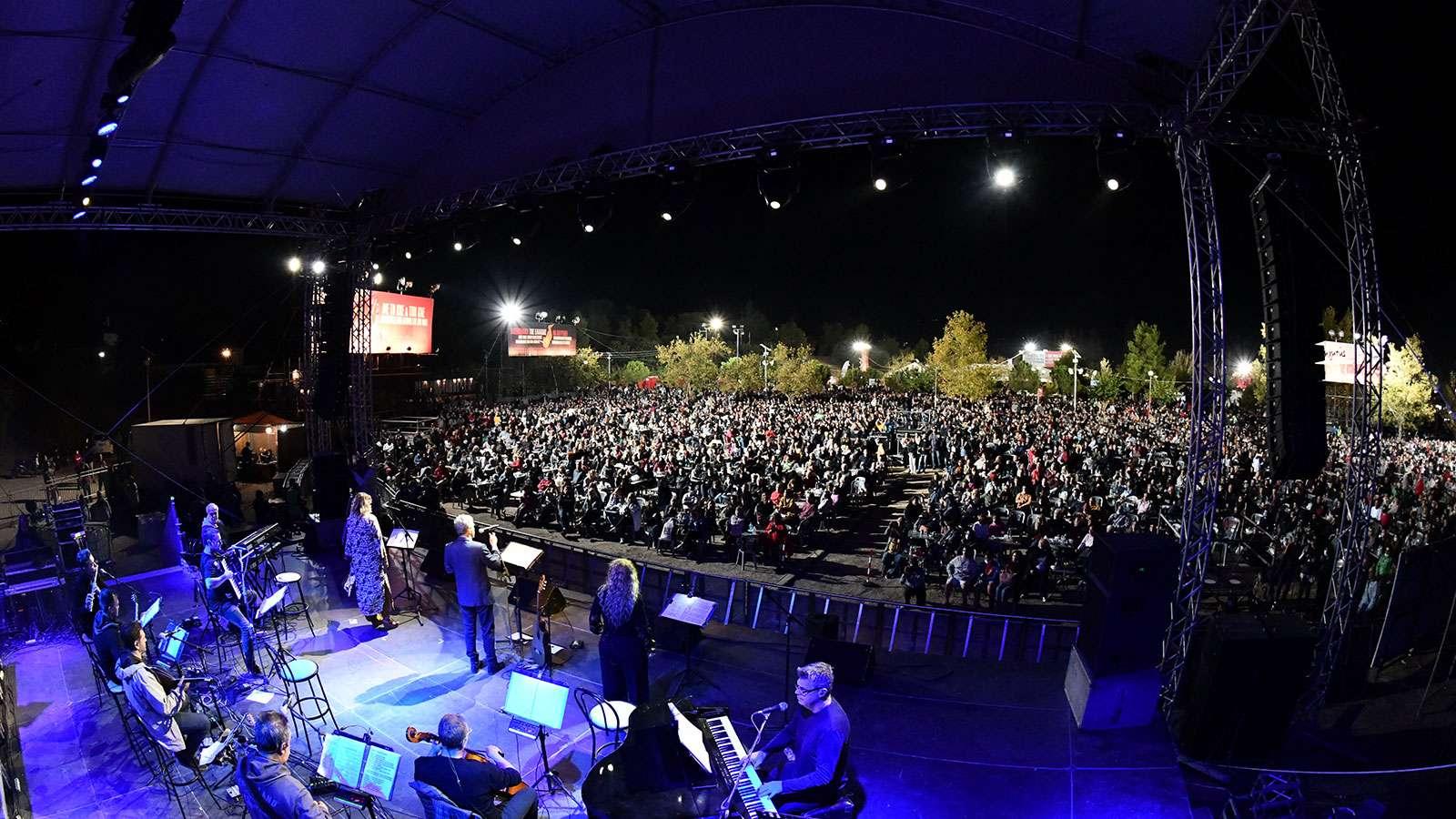 47ο Φεστιβάλ ΚΝΕ ΟΔΗΓΗΤΗ Μια μεγάλη συναυλία αφιερωμένη στον Μίκη