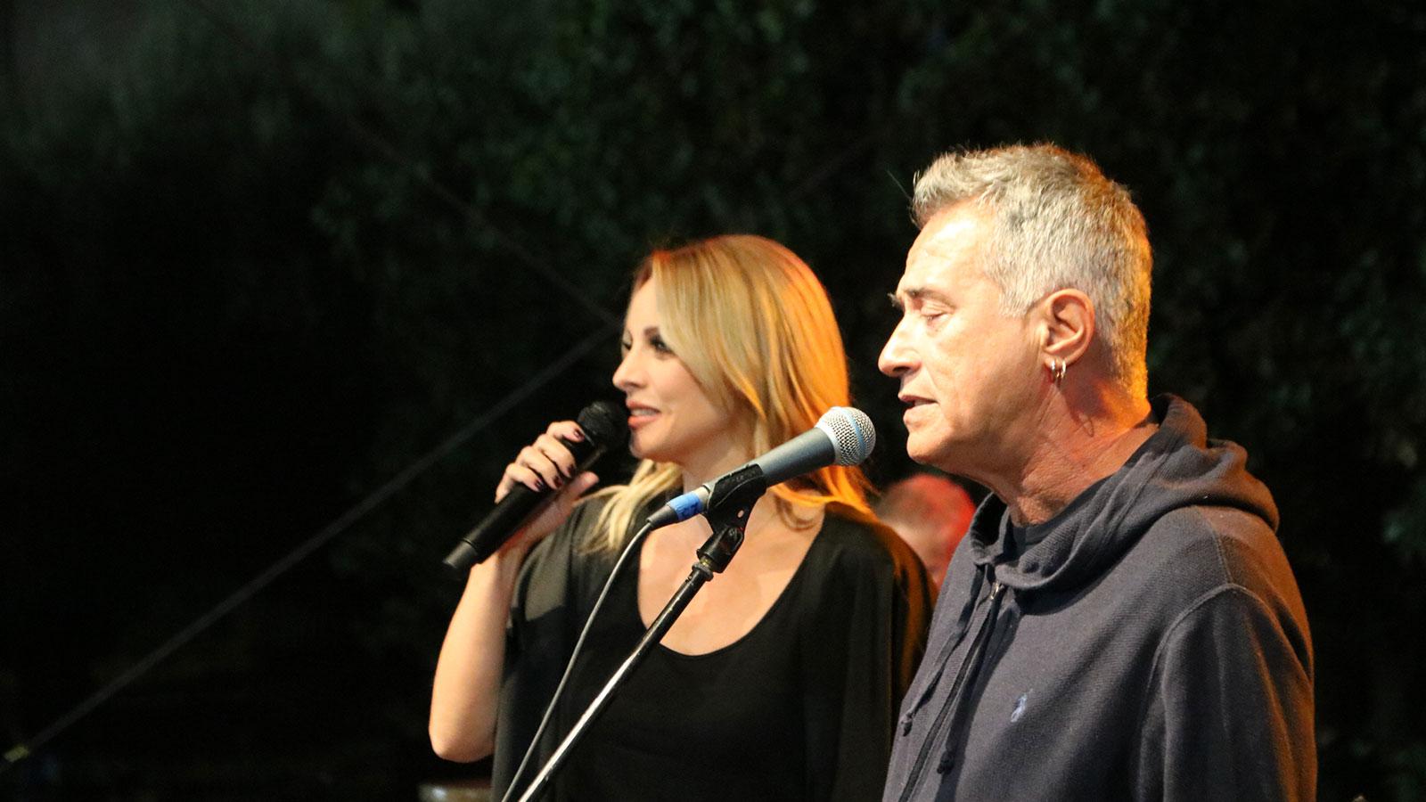 47ο φεστιβάλ ΚΝΕ Οδηγητή 3η μέρα Μελωδικό ταξίδι σε τραγούδια του Δημήτρη Χριστοδούλου Θαλασσινός