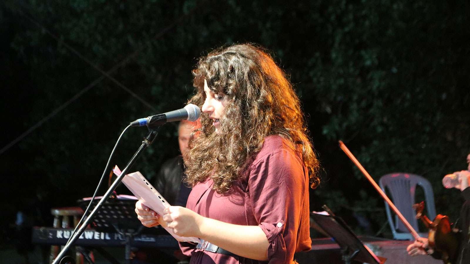 47ο φεστιβάλ ΚΝΕ Οδηγητή 3η μέρα Μελωδικό ταξίδι σε τραγούδια του Δημήτρη Χριστοδούλου στη Λαϊκή Σκηνή 2