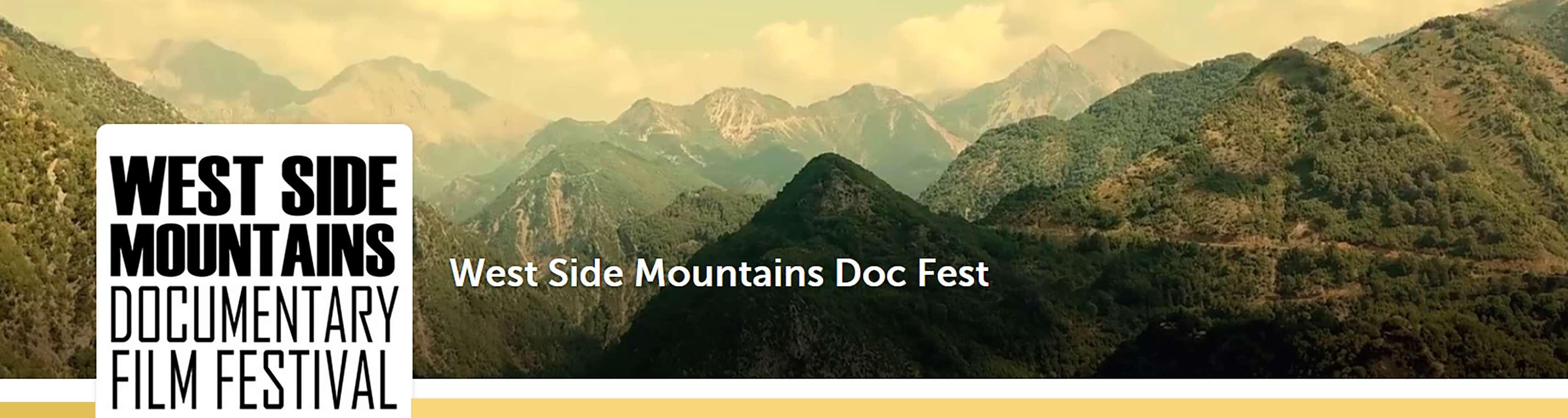 4th West Side Mountains Φεστιβάλ Ντοκιμαντέρ Ηπείρου